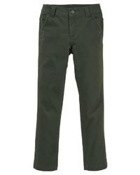 dunkelgrüne Chinohose von Arizona