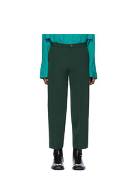dunkelgrüne Chinohose von Balenciaga
