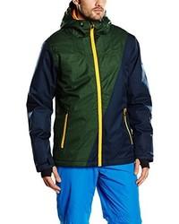 dunkelgrüne Jacke von Brunotti