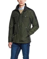dunkelgrüne Jacke von Daniel Hechter