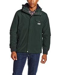 dunkelgrüne Jacke von Lee