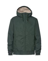 dunkelgrüne Jacke von Zimtstern