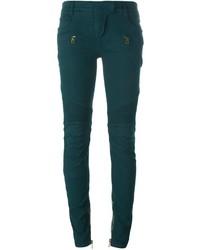Modische dunkelgrüne Jeans für Damen für Winter 2020 kaufen