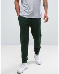 dunkelgrüne Jogginghose von Asos