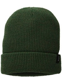 dunkelgrüne Mütze
