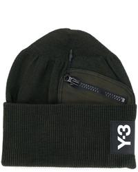 dunkelgrüne Mütze von Y-3