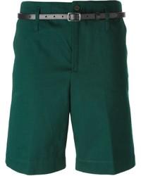dunkelgrüne Shorts von Golden Goose Deluxe Brand