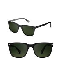 dunkelgrüne Sonnenbrille
