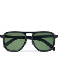 dunkelgrüne Sonnenbrille von Native Sons