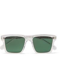 dunkelgrüne Sonnenbrille von Paul Smith