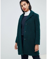 dunkelgrüner Mantel von Armani Exchange