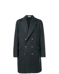 dunkelgrüner Mantel von Boglioli