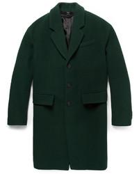 dunkelgrüner Mantel von Burberry