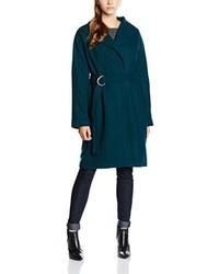 dunkelgrüner Mantel von Ichi