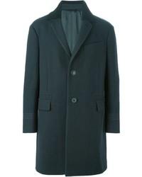 dunkelgrüner Mantel von Lanvin