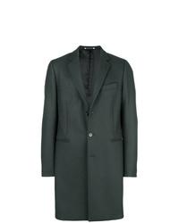 dunkelgrüner Mantel von Ps By Paul Smith