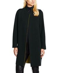 dunkelgrüner Mantel von Roberto Verino