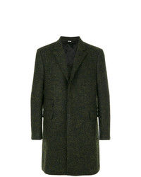 dunkelgrüner Mantel von Stella McCartney