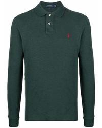 dunkelgrüner Polo Pullover von Polo Ralph Lauren