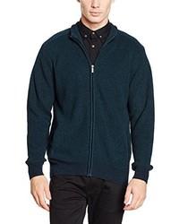 dunkelgrüner Pullover von Blue Seven