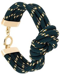 dunkelgrünes Armband von Isabel Marant