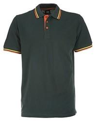 dunkelgrünes Polohemd von Dickies