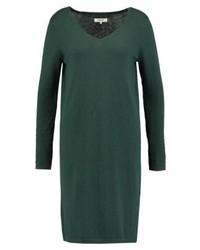 dunkelgrünes Sweatkleid von Zalando Essentials
