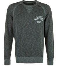 dunkelgrünes Sweatshirt von Better Rich