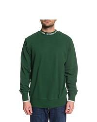 dunkelgrünes Sweatshirt von DC Shoes