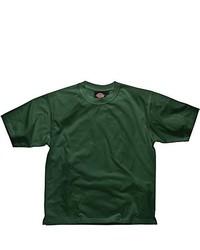 dunkelgrünes T-Shirt mit einem Rundhalsausschnitt von Dickies