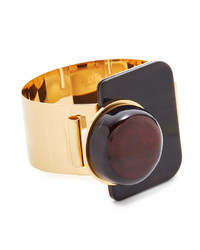 dunkellila Armband von Marni