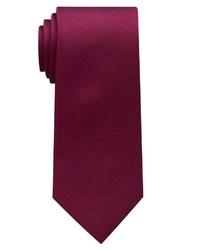 dunkelrote Krawatte von Eterna