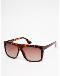 dunkelrote Sonnenbrille von Jeepers Peepers