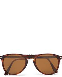 dunkelrote Sonnenbrille von Persol