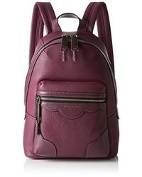 dunkelrote Taschen von Marc Jacobs