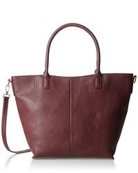 dunkelrote Taschen von Vero Moda