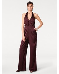 dunkelroter Jumpsuit von ASHLEY BROOKE by Heine