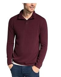 dunkelroter Pullover von Esprit