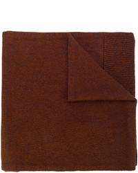 dunkelroter Schal von Kenzo