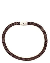 dunkelrotes Armband von Adara