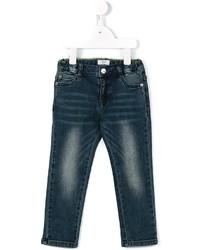 dunkeltürkise Jeans von Armani Junior