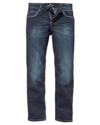 dunkeltürkise Jeans von Tom Tailor