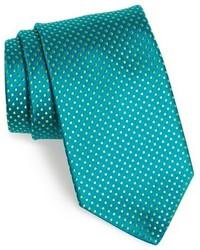 dunkeltürkise Krawatte
