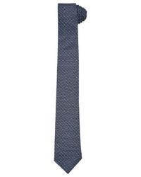 dunkeltürkise Krawatte von Daniel Hechter