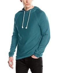 dunkeltürkiser Pullover von Esprit