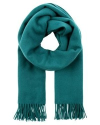 dunkeltürkiser Schal von DAY