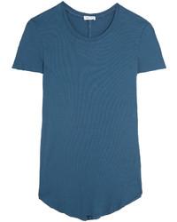 dunkeltürkises T-shirt von Splendid