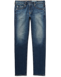 Enge jeans mit destroyed effekten original 9159335