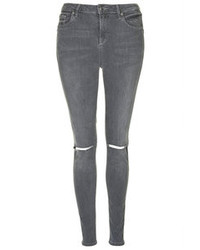 Enge jeans mit destroyed effekten original 9169368