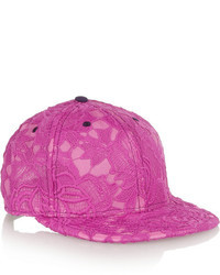 fuchsia Baseballkappe von House of Holland